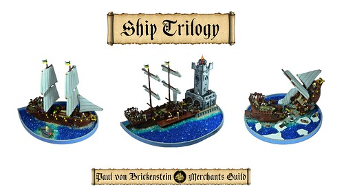 Ship Trilogy