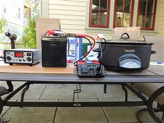 Setting Up A Simple Solar Panel Kit Backdoor Survival - Wiring Diagram