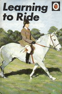 LEARNING TO RIDE a Vintage Ladybird Book from the Hobbies and Interests Series 633. Matt Hardback 1974