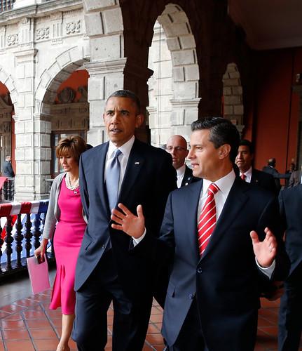 Reunión con el Presidente Barack Obama.