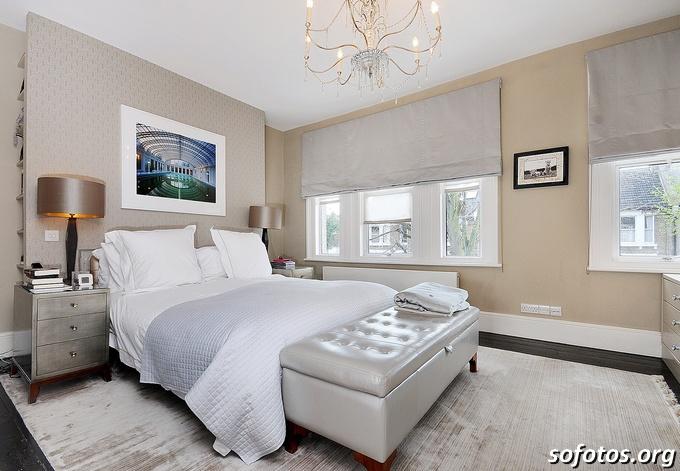 Imagens Quartos ~ WELTON FOTOS Fotos de quartos de casal planejados e decorados