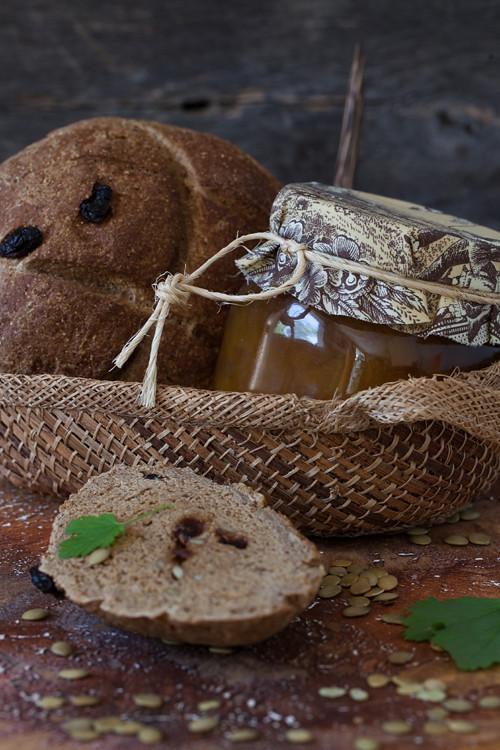 Rye Cherry Bread 4