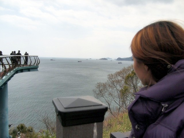 rebecca - gamji coastal trail