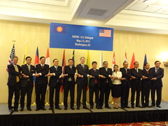 The 26th ASEAN-U.S. Dialogue to Further Enhance Partnership