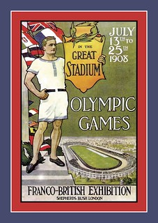london-transport-museum-Olympic Games 1908