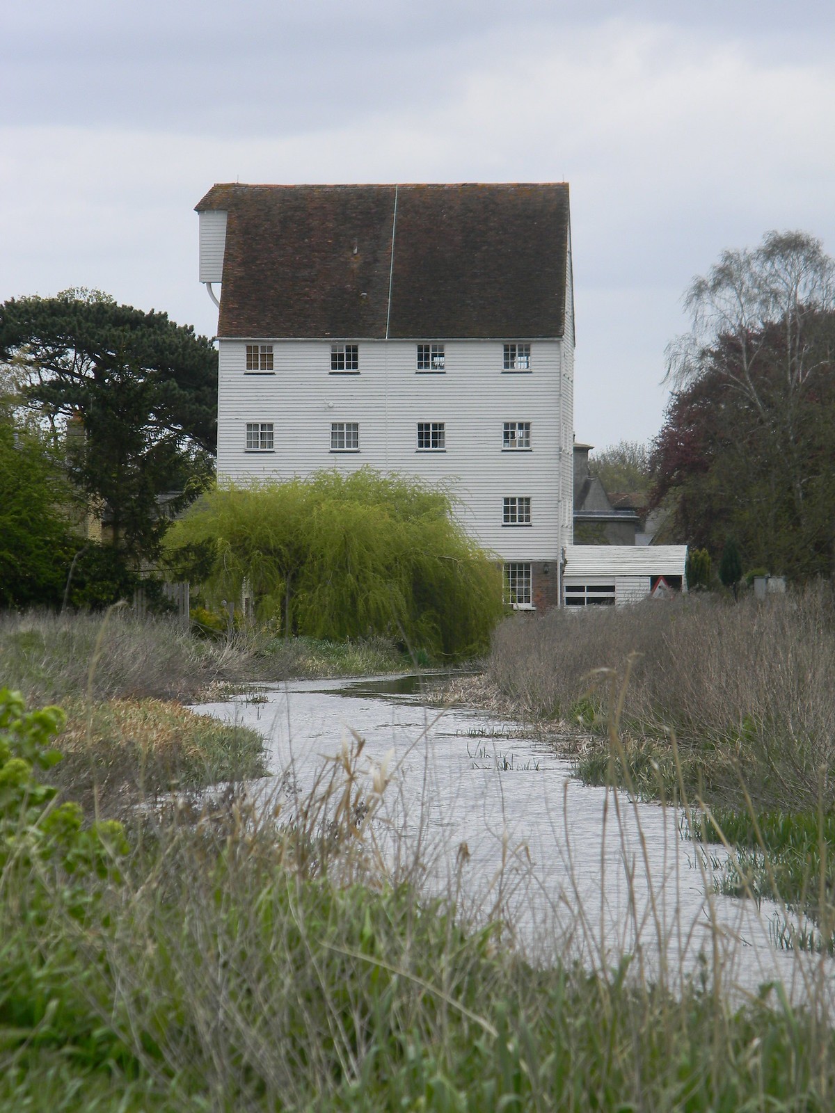 another old mill Bekesbourne Circular