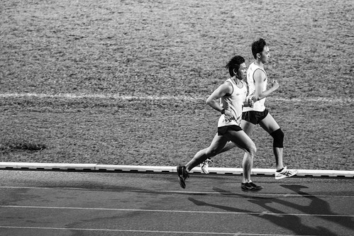 """長跑 Long Run (Marathon)"" / 香港體育 Hong Kong Sports / SML.20130502.6D.03782.BW"