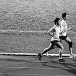 Long Run Marathon               Hong Kong Sports SML 20130502 6D 03782 BW