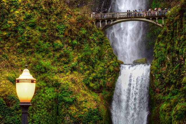 Multnomah Falls, Part 2