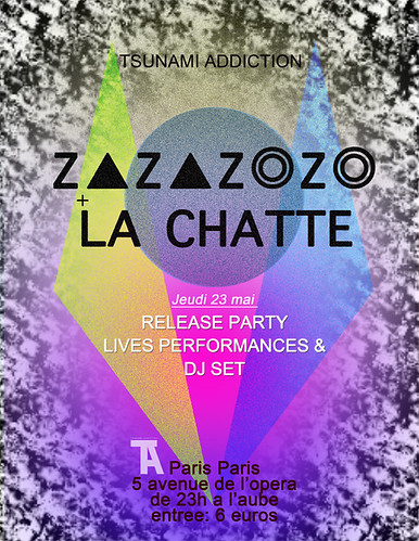 flyer release party