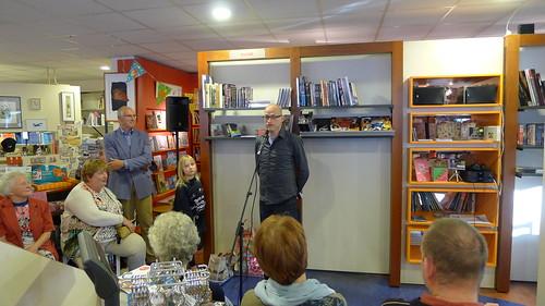 Presentatie Trekwaark van Peter van der Velde