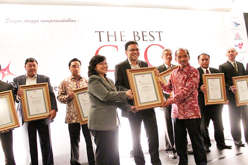 The Indonesia Future Business Leader 2013: Dwi Hatmadji.