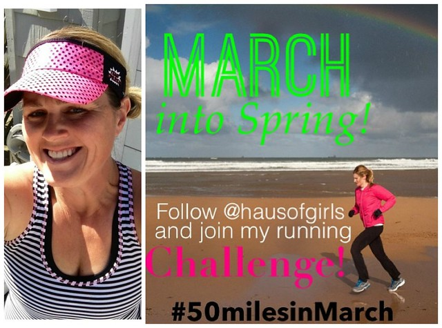 #50milesinmarch