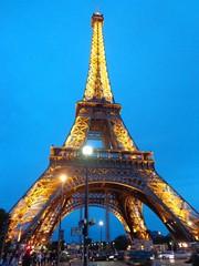 Eiffel Tower, May 2013