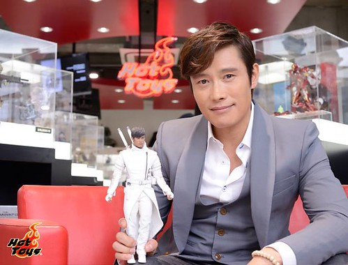 Byung-hun Lee Storm Shadow Hot Toys 1