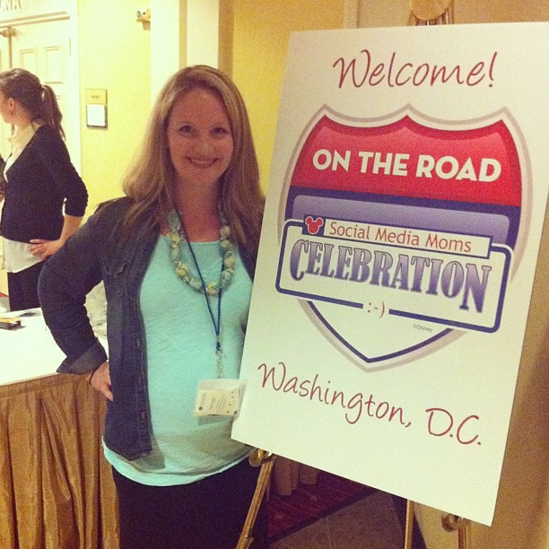 So excited {and flattered} to be here! Let's get this party started!!! #disneysmmoms #disneyontheroad