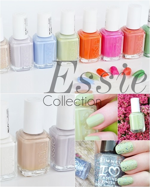 My Discounted Essie Nail Polish Collection Makeup Savvy Makeup And Beauty Blog