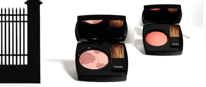 Chanel reverie parisienne makeup collection for spring for Jardin de chanel blush 2015 kaufen