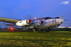 Avro Shackleton AEW.2 WR963 - Shackleton Preservation Trust - Coventry Airport