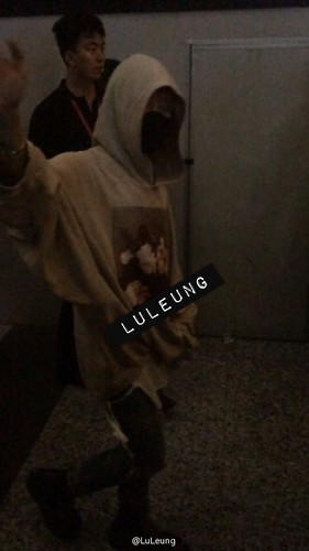 Big Bang - Guangzhou Airport - 01jun2015 - LuLeung - 01