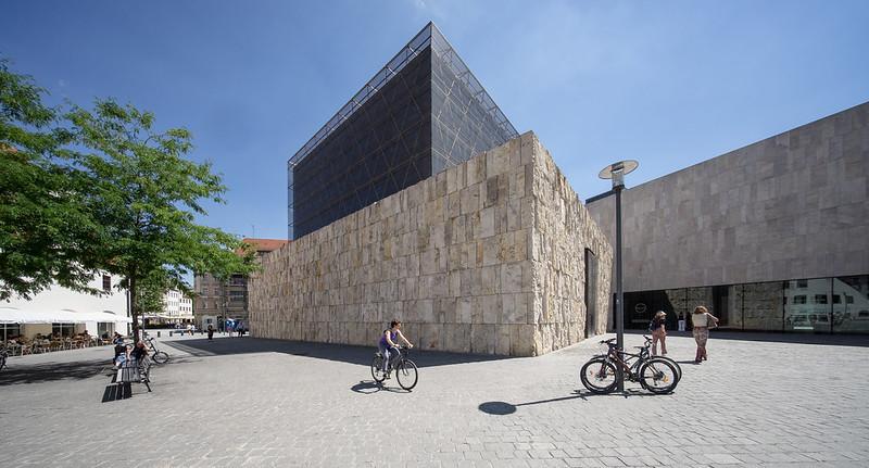 Architekturfoto Jakobsplatz