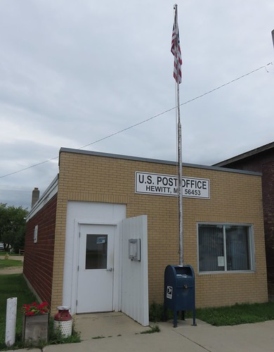 Post Office 56453 (Hewitt, Minnesota)