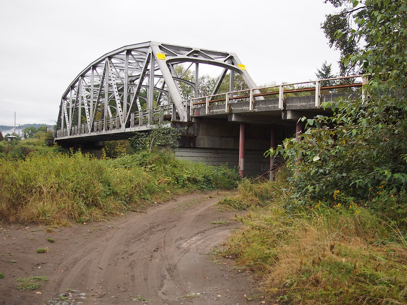 Cowlitz River Bridge