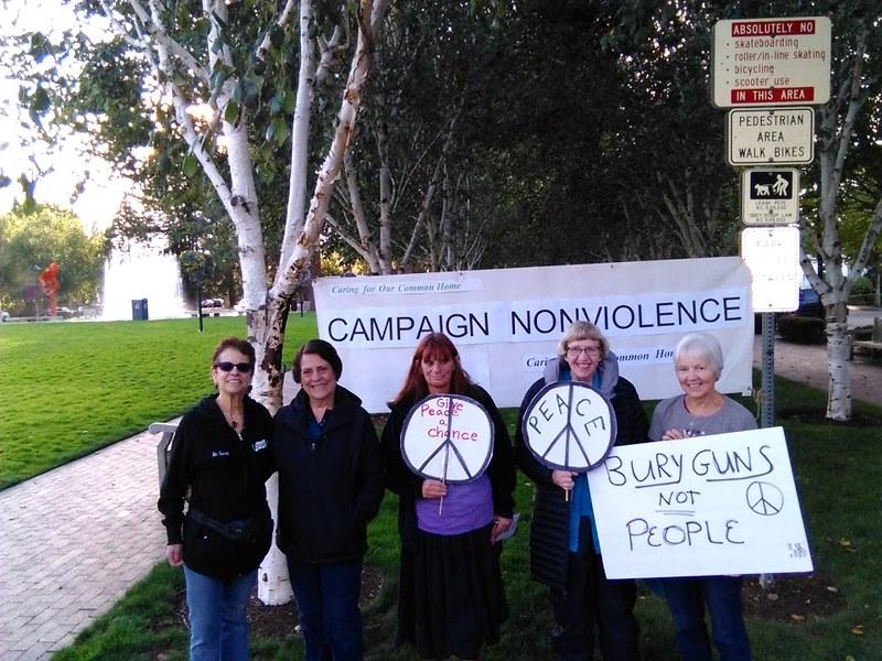 Beaverton, OR Peace Vigil CNV 2016 (5)