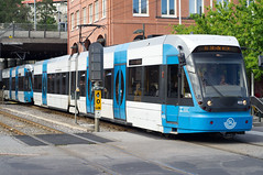 Tvärbanan Station Alvik