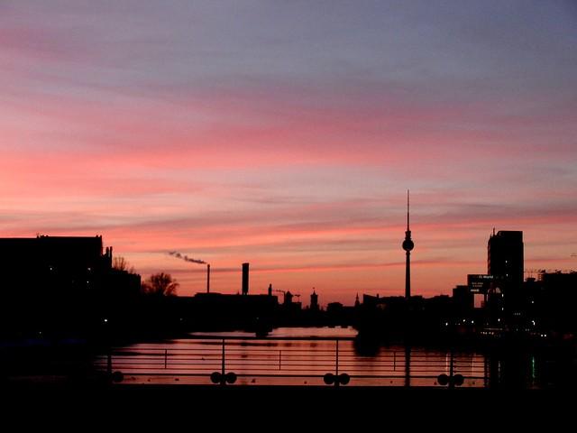 Horizonte en Berlín