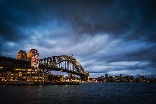 The Amazing Bridge in Sydney