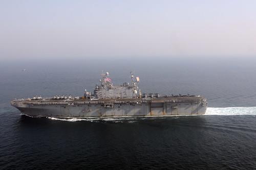 USS Peleliu (lha5)