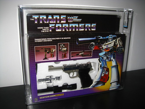 vintage toys transformers
