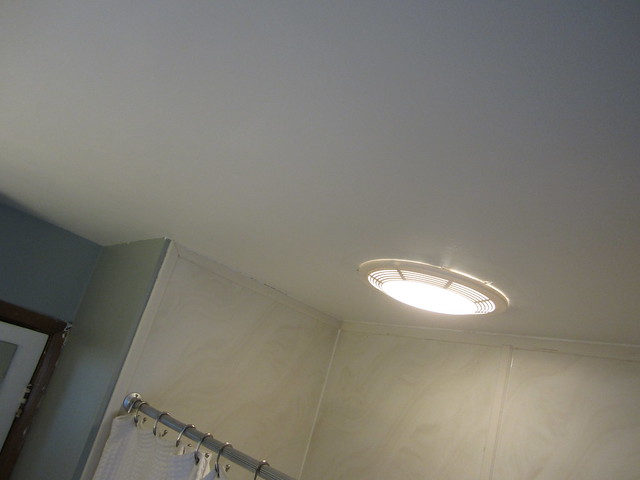 Beautiful Bathroom Ceiling