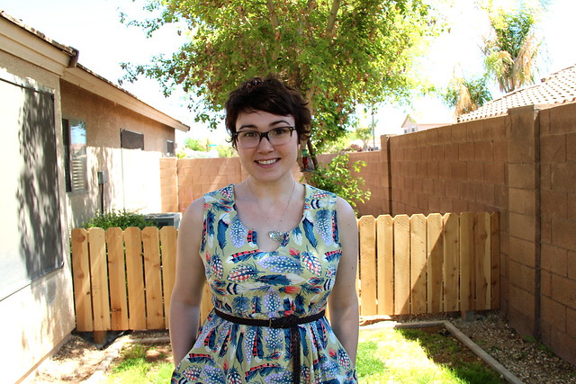 Washi Dress - Easter Edition