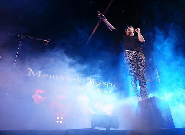PHOTOS: Marianas Trench At The WFCU Centre