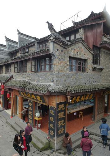 Hunan13-Fenghuang-Ville-Rive Sud (18)