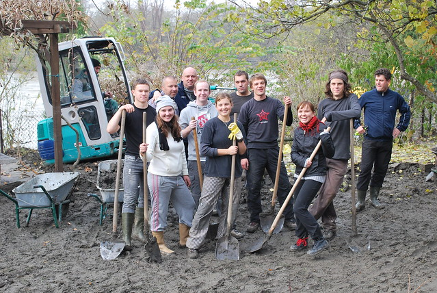 Volunteering from Flickr via Wylio