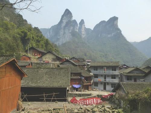 Hunan13-Dehang-ville (90)