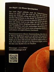 """""""Der Bagel - Ein Wiener Spezialgebäck""""…"""