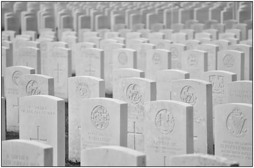tyne cot cemetery