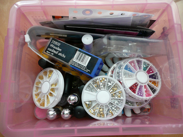 nail art stash 1