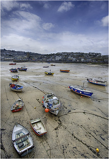 090/365  St Ives Harbour Cornwall