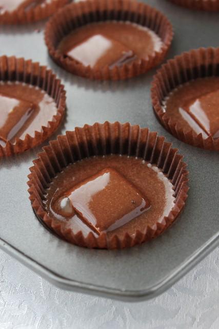 Tim Tam Cupcakes