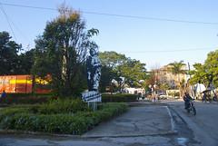 Monumento del Tren Blindado, reparto Capiro, Santa Clara, provincia Villa Clara, Cuba 2013