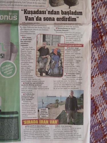 Article in Posta