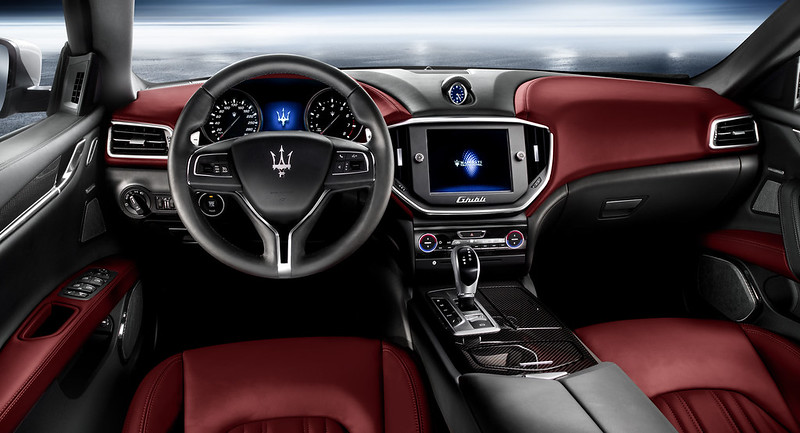 2014 Maserati Ghibli Interior