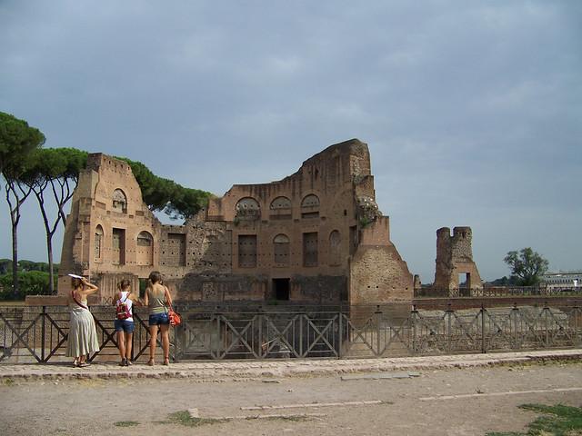 Palatino de Roma