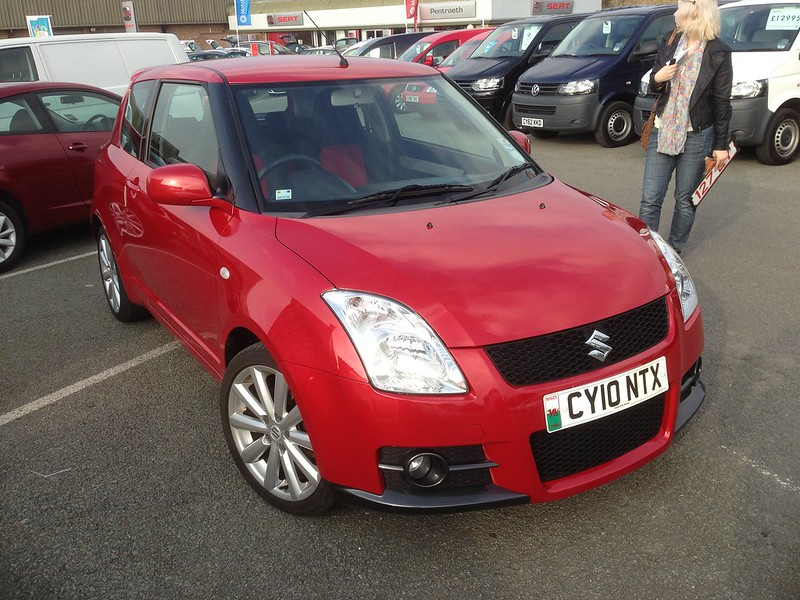 Yet Another Suzuki Swift Sport Story      - Page 1 - Readers