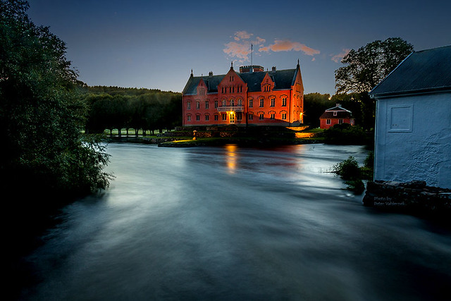 Gåsevadholm Castle